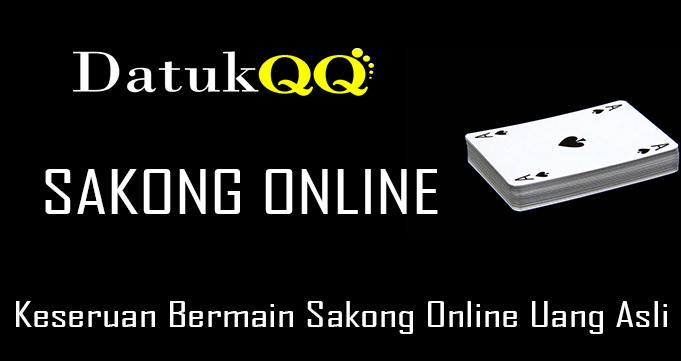 Keseruan Bermain Sakong Online Uang Asli